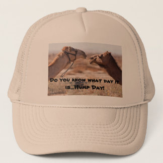 Hump Day Camels Trucker Hat