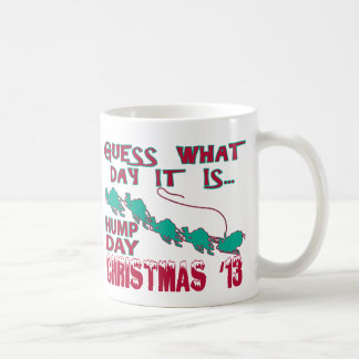 Hump Day Christmas Mug
