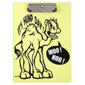 Hump Day Clipboards
