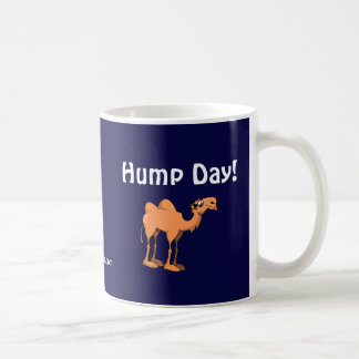 Hump Day! Basic White Mug