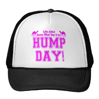 HUMP DAY PINK for Her Cap