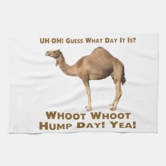 Hump Day Towel