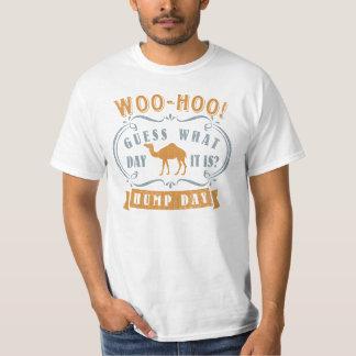 Hump day tee shirt