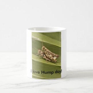 hump, I love Hump day! Basic White Mug
