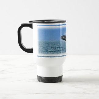 Humpback Acrobat Travel Mug