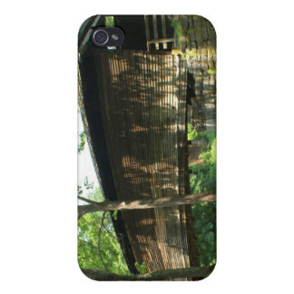 Humpback Covered Bridge Covers For iPhone 4