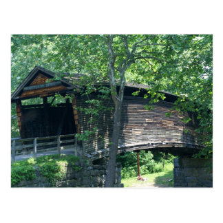 Humpback Covered Bridge Postcard
