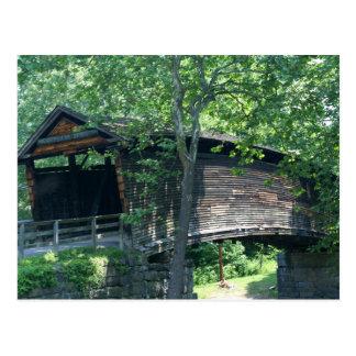 Humpback Covered Bridge Postcard