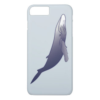 Humpback whale iPhone 7 plus case