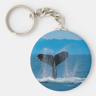 Humpback Whale Key Ring