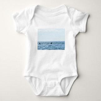 HUMPBACK WHALE MACKAY QUEENSLAND AUSTRALIA BABY BODYSUIT