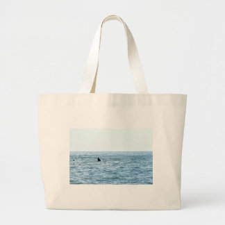 HUMPBACK WHALE MACKAY QUEENSLAND AUSTRALIA LARGE TOTE BAG