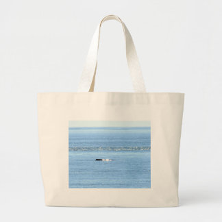 HUMPBACK WHALE QUEENSLAND AUSTRALIA LARGE TOTE BAG