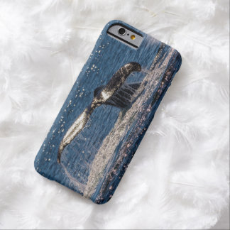 Humpback Whale - Tail Fluke iPhone 6 case