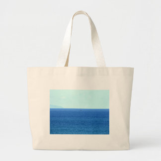 HUMPBACK WHALE TAIL QUEENSLAND AUSTRALIA LARGE TOTE BAG