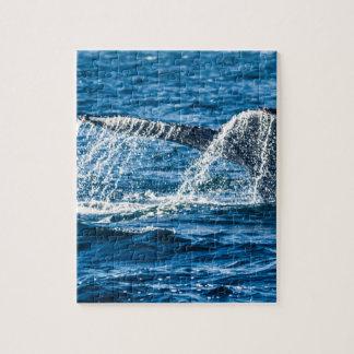 Humpback Whale Washington State Jigsaw Puzzle