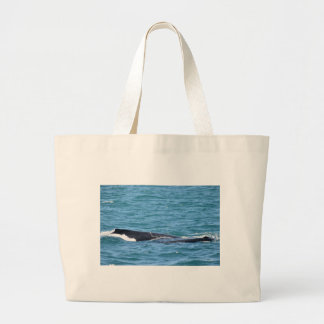 HUMPBACK WHALES MACKAY QUEENSLAND AUSTRALIA LARGE TOTE BAG