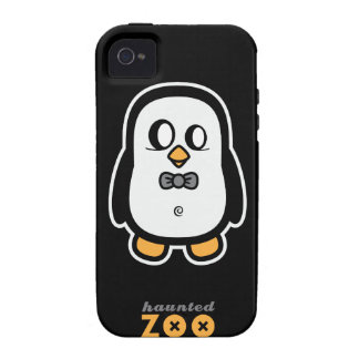 Humphrey the Penguin by Haunted Zoo iphone 4s case iPhone 4 Case