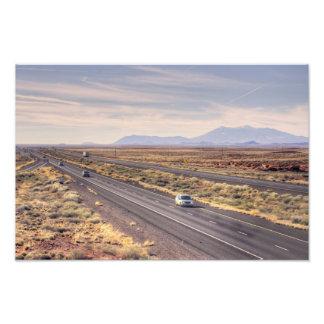 Humphreys Peak Photo Print