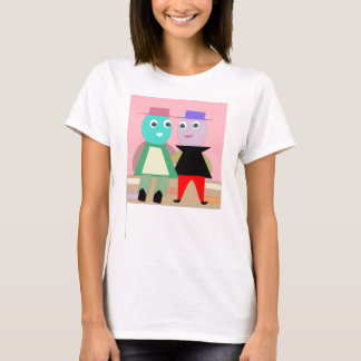 humpty couples T-Shirt