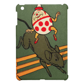 Humpty Dumpty Humpty Rides A Mouse Case For The iPad Mini
