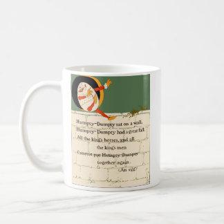 Humpty Dumpty Rhyme Coffee Mug