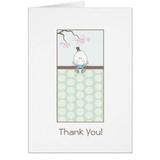 Humpty Dumpty Thank You Card