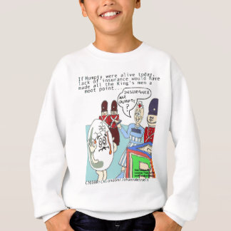 Humpty & Medical Insuarance Funny Tees Cards Gifts