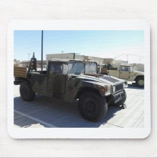 Humvee Camo Green Destiny Gifts Mousepad