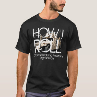 Humvee How I Roll T-Shirt