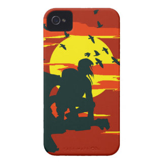 hunchback of notre dame Case-Mate iPhone 4 case