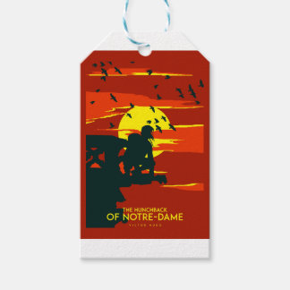 hunchback of notre dame gift tags
