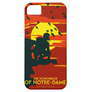 hunchback of notre dame iPhone 5 case