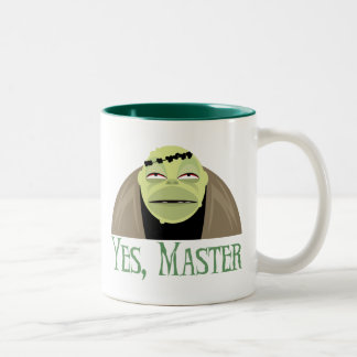 Hunchback Two-Tone Mug Mug