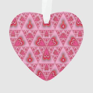 Hundreds of Hearts Pattern