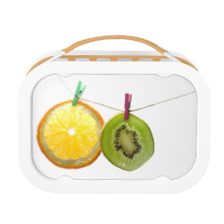 Hung to dry lunch box