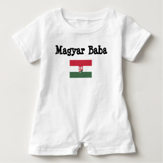 Hungarian Baba Baby Bodysuit