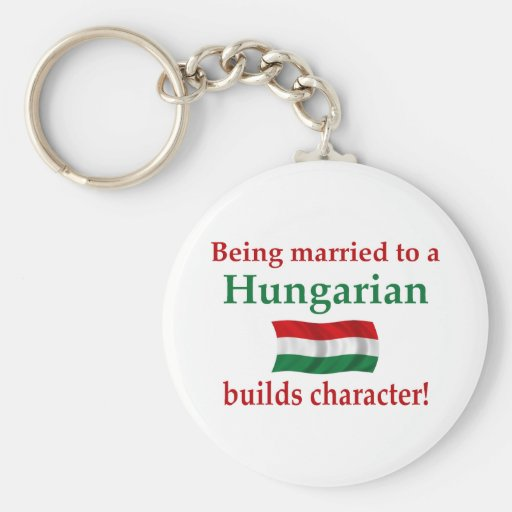 Hungarian Builds Character Key Chains