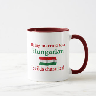 Hungarian Builds Character Mug