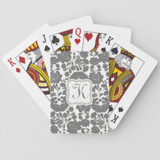 Hungarian Elegance Playing Cards