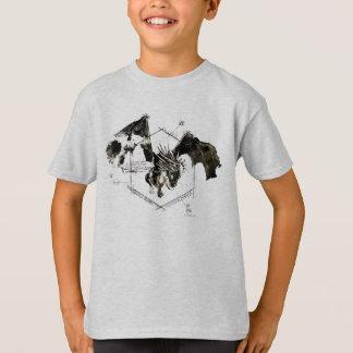 Hungarian Horntail Dragon T-Shirt