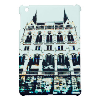 Hungarian Parliament painting Cover For The iPad Mini