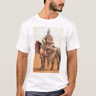 Hungarian Rider of the Era of Conquest T-Shirt