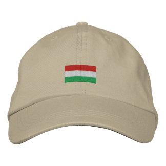 Hungary baseball cap - Hungarian flag