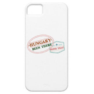 Hungary Been There Done That Barely There iPhone 5 Case
