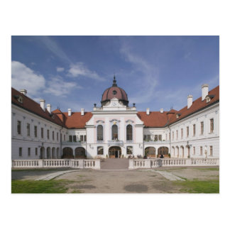Hungary, Budapest, Godollo: Royal Mansion, Home Postcard