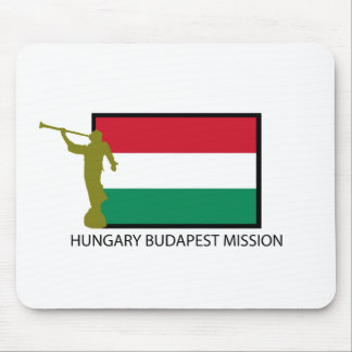 HUNGARY BUDAPEST MISSION LDS CTR MOUSE PAD