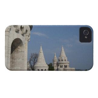 Hungary, capital city of Budapest. Buda, Castle iPhone 4 Covers