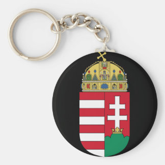 hungary emblem key ring