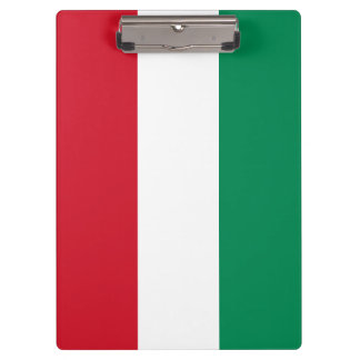 Hungary Flag Clipboard
